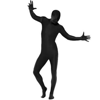 Second Skin Suit Black