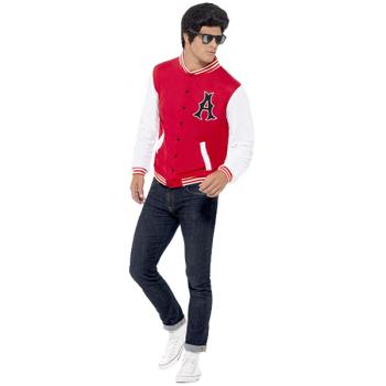 College Jock Jacket Adult