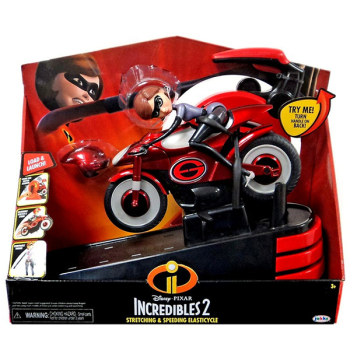 Incredibles Stretching Elasticycle