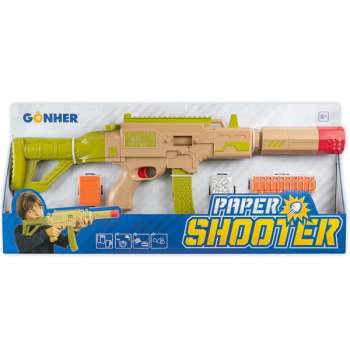 Gonher Paper Shooter