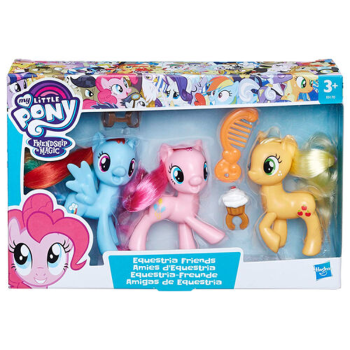 My Little Pony Friendship Magic Equestria Friends
