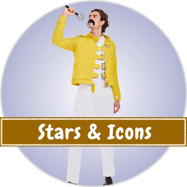 Stars & Icons