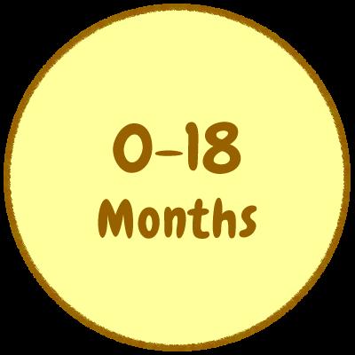 0-18 MONTHS