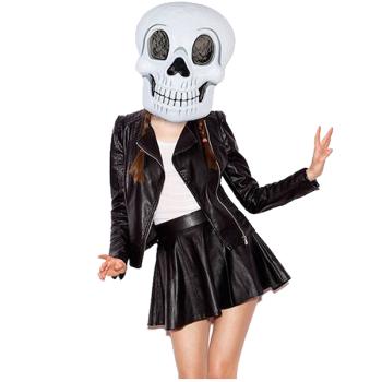 Giant Spooky Skull Mask