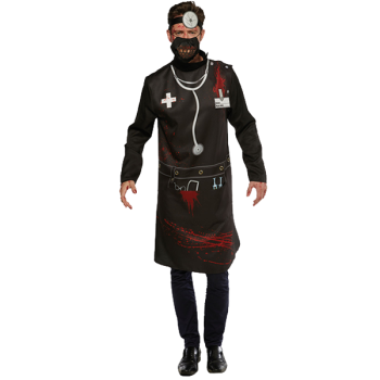 Horror Doctor Adult Costume