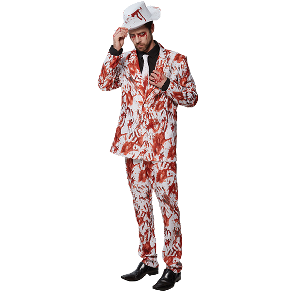 Bloody Hands Suit Adult Costume