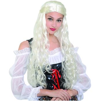 Medieval Lady Wig