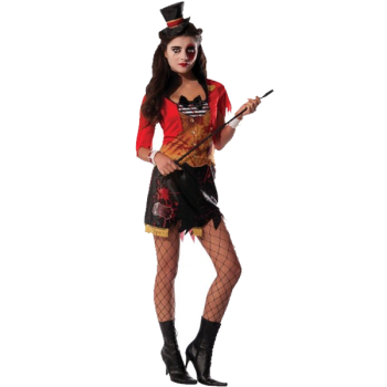 Mauled Ringmistress Adult Costume