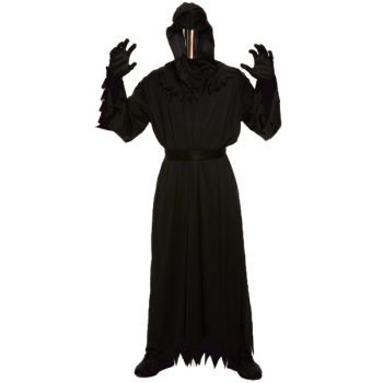 Death With Mirror Mask Adult Costume