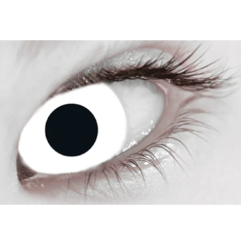 White Out Contact Lenses (Daily)