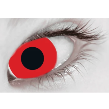 Bloody Red Contact Lenses (Daily)