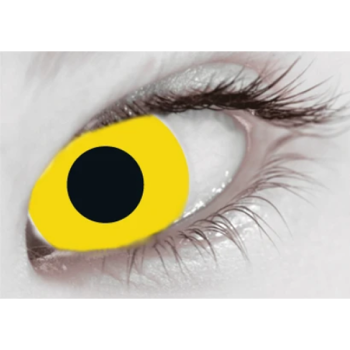 Yellow Contact Lenses (Daily)