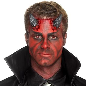 Devil Horn Prosthetics Black