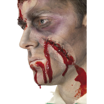 Self Stitched Up Scar Prosthetic