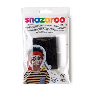 Snazaroo Stipple Sponge Make-Up FX  2 Pack