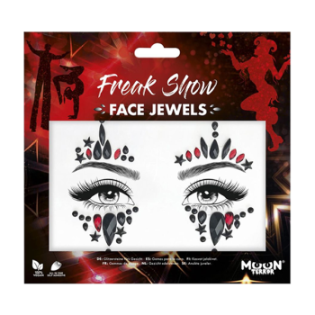 Freak Show Face Jewels