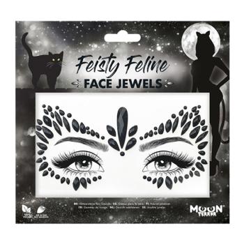 Feisty Feline Face Jewels