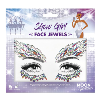 Show Girl Face Jewels