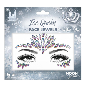 Ice Queen Face Jewels