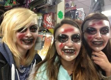 Sisters of Grim - Pre Halloween