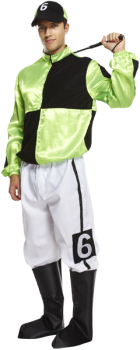 Jockey - Green / Black