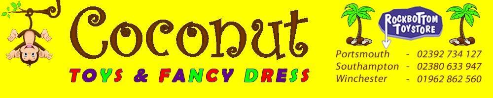 Rockbottom Toystore, site logo.