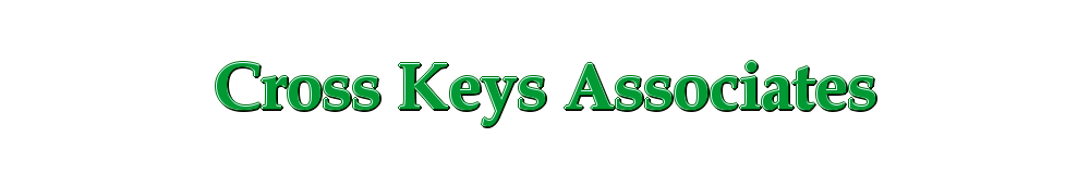 Cross Keys Associates, site logo.