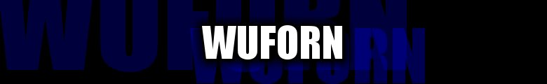WUFORN, site logo.