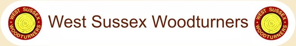 West Sussex Woodturners, site logo.
