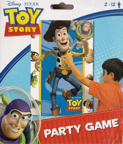 - Toy Story - Party Game - Pixar - NEW