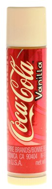Coca Cola Vanilla - Lip Smacker Lip Balm - NEW