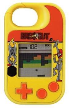 Breakout : Carabiner Edition LCD Video Game - Atari - NEW