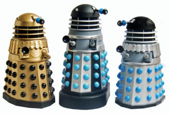 Doctor Who - Dalek Collector's Set #2 - Character - 2012 - NEW