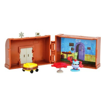 SpongeBob SquarePants - Krusty Krab Mini Playset - 2014 - NEW