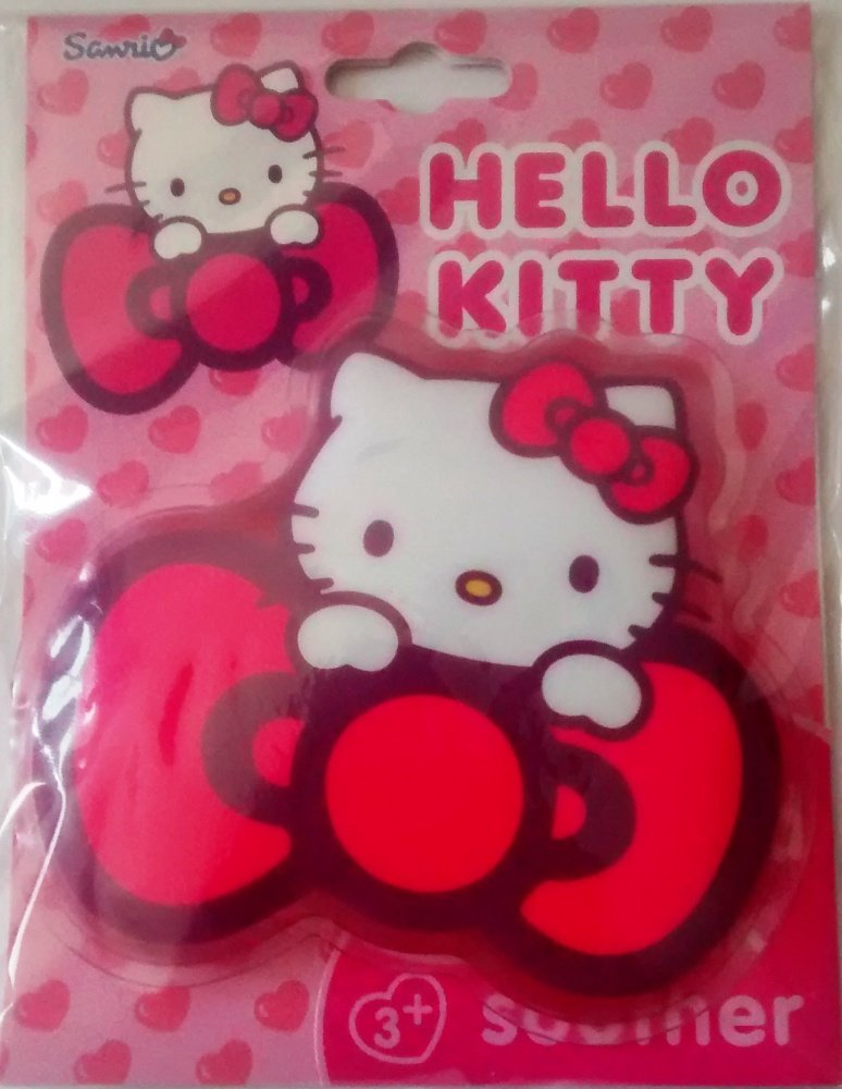 Hello Kitty Cold Pack Soother - NEW