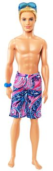 Barbie - Ken Beach Doll - NEW