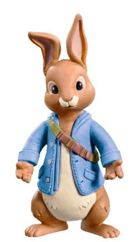 Peter Rabbit Poseable Figure - NEW