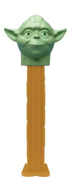 Star Wars - PEZ Dispenser - Yoda - Disney - NEW