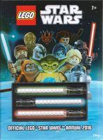 Lego Star Wars Annual - 2016 - NEW