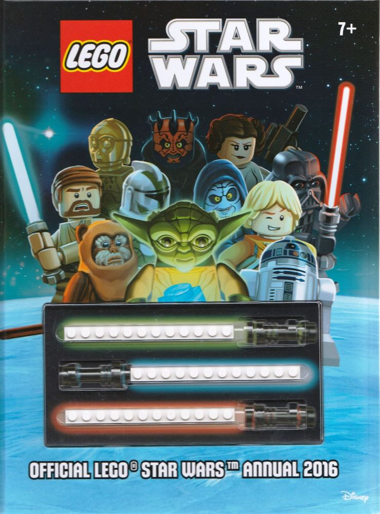 - Lego Star Wars Annual 2016 - NEW