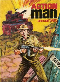 Action Man Annual - 1980
