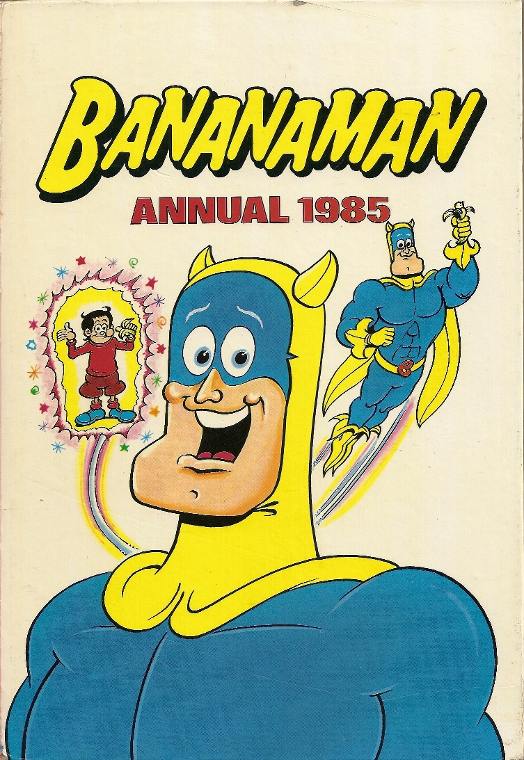 Bananaman Annual - 1985