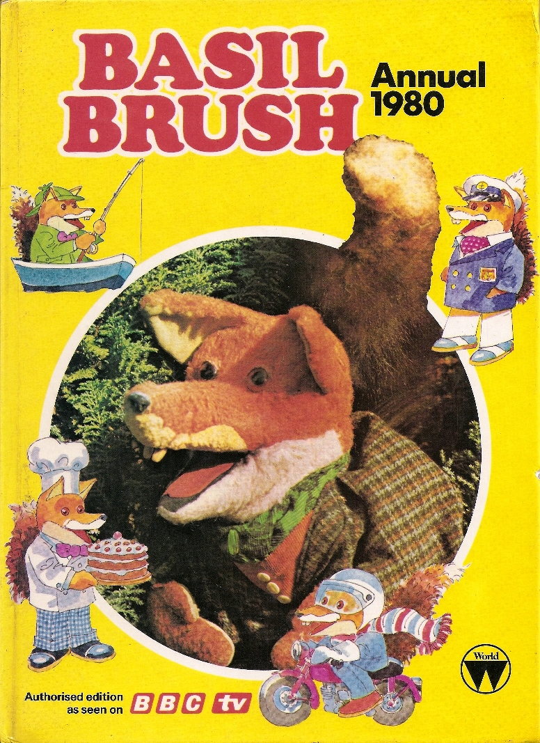 Basil Brush Annual - 1980