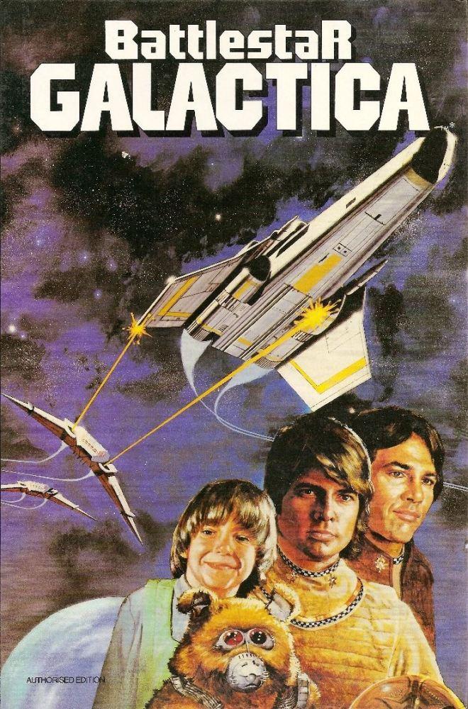 Battlestar Galactica Annual - 1978