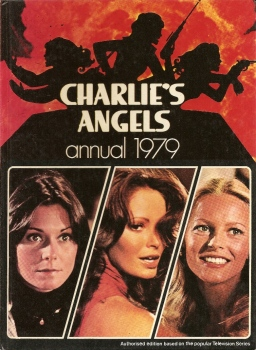 Charlie's Angels Annual - 1979
