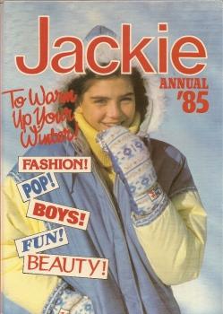Jackie Annual - 1985