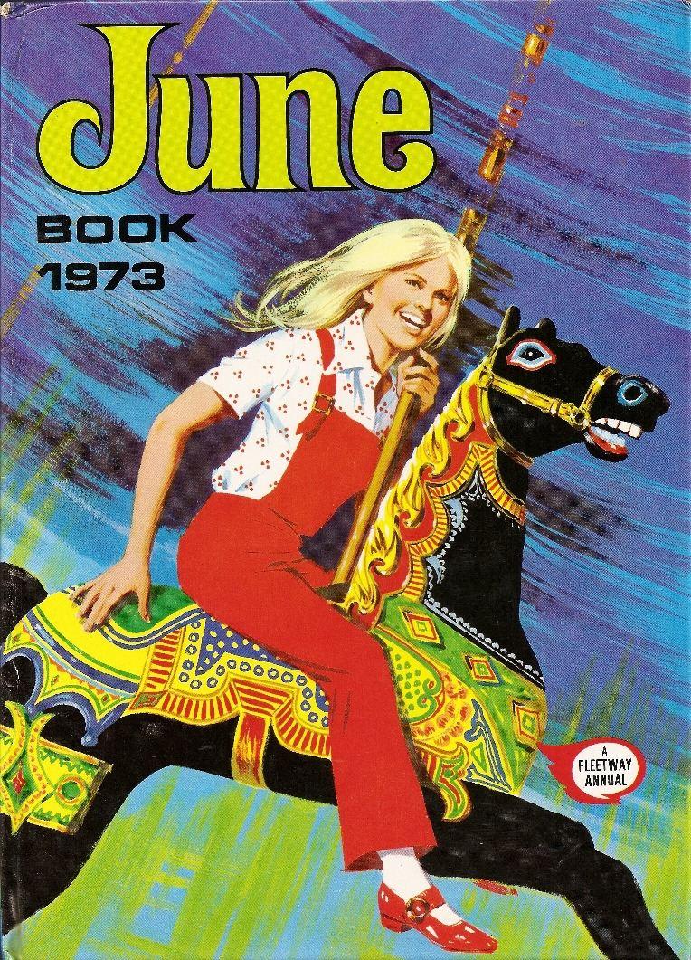 June Annual - 1973