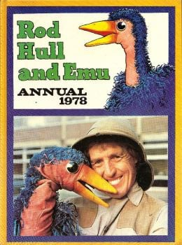 Rod Hull And Emu Annual - 1978