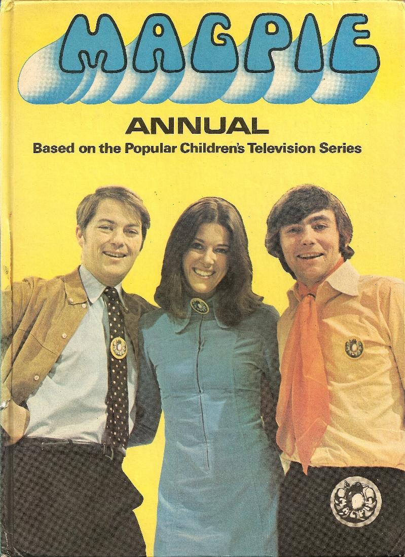 Magpie Annual - 1970