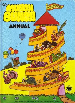 The Munch Bunch Annual - 1982